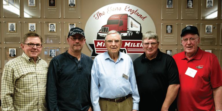 C.R. England Recognizes Three New Safe Million Mile Drivers